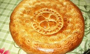 Тандырный хлеб