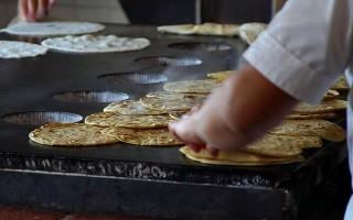 Тортилья и мчади ‒ лепешки из кукурузной муки